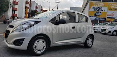 Foto venta Auto usado Chevrolet Spark LT (2016) color Plata precio $128,900