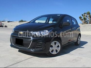 Foto venta Auto usado Chevrolet Spark LT (2017) color Negro precio $160,000