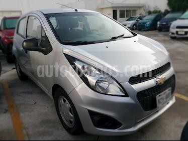 Foto Chevrolet Spark LT usado (2017) color Plata precio $118,800