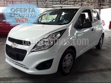 Foto venta Auto Seminuevo Chevrolet Spark LT (2017) color Blanco precio $130,000