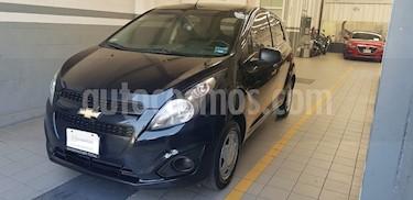 Foto venta Auto Seminuevo Chevrolet Spark LT (2015) color Negro precio $101,000