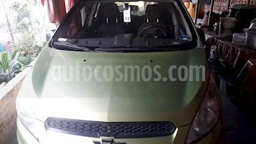 Chevrolet Spark LT usado (2013) color Verde Lima precio $85,000