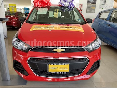 Foto venta Auto usado Chevrolet Spark LT (2018) color Rojo precio $195,000