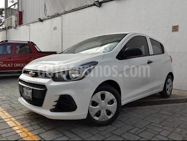 Foto venta Auto usado Chevrolet Spark LT (2017) color Blanco precio $151,800