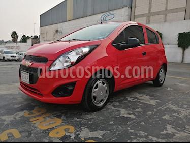 foto Chevrolet Spark LT usado (2017) color Rojo Flama precio $125,000