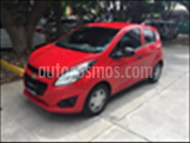 Foto venta Auto usado Chevrolet Spark LT (2017) color Rojo precio $135,000