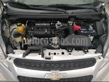 Foto venta Auto usado Chevrolet Spark LT (2015) color Plata precio $110,000