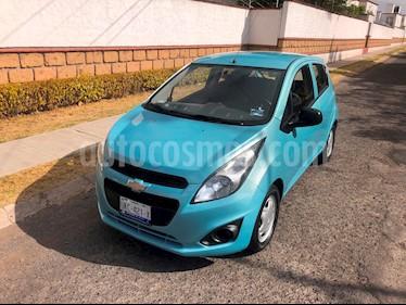 Foto venta Auto Seminuevo Chevrolet Spark LT (2013) color Azul Denim precio $89,000