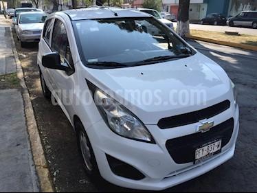 Foto venta Auto usado Chevrolet Spark LT (2013) color Blanco precio $91,000
