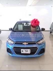 Foto venta Auto usado Chevrolet Spark LT (2018) color Azul precio $215,000