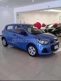 Foto venta Auto usado Chevrolet Spark LT (2018) color Azul precio $209,000