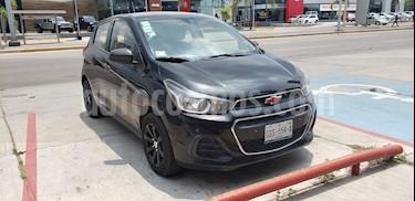 Foto venta Auto usado Chevrolet Spark LT (2016) color Negro precio $115,000