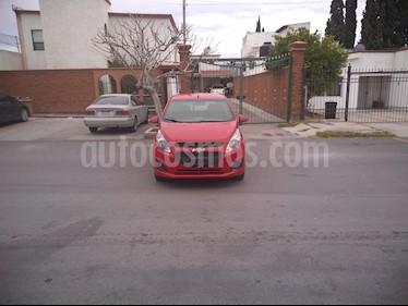 Foto venta Auto usado Chevrolet Spark LT (2015) color Rojo precio $86,500