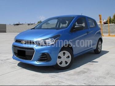 Foto venta Auto usado Chevrolet Spark LT (2016) color Azul Denim precio $139,000