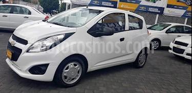 Foto venta Auto usado Chevrolet Spark LT (2016) color Blanco precio $128,900