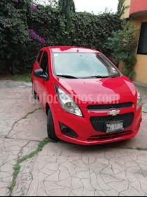 Foto Chevrolet Spark LT usado (2015) color Rojo precio $95,000