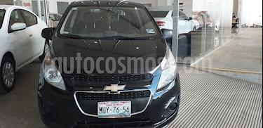 Foto venta Auto usado Chevrolet Spark LT (2015) color Negro precio $110,000