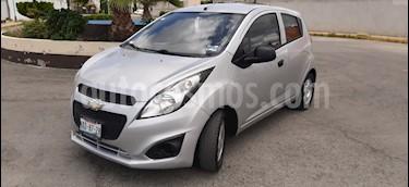 Foto Chevrolet Spark LT usado (2014) color Plata precio $89,000