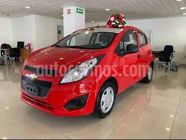 Chevrolet Spark LT usado (2017) color Rojo precio $152,800