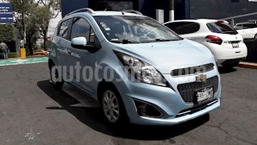 Foto venta Auto usado Chevrolet Spark LT (2014) color Azul precio $119,900
