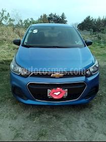 Foto Chevrolet Spark LT usado (2016) color Azul precio $125,000