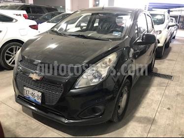 Foto venta Auto usado Chevrolet Spark LT (2013) color Negro precio $88,000