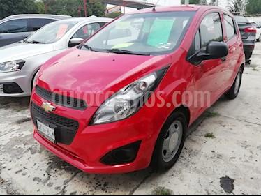 Foto Chevrolet Spark LT usado (2016) color Rojo Flama precio $118,000