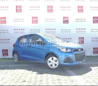 Foto venta Auto Seminuevo Chevrolet Spark LT (2017) color Azul precio $165,000