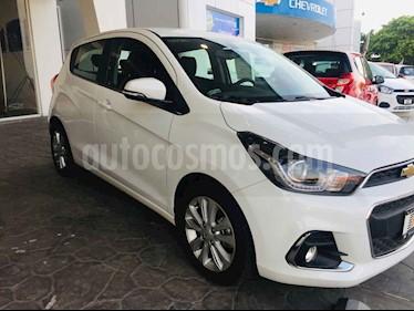 Foto venta Auto usado Chevrolet Spark LTZ CVT (2017) color Blanco precio $198,000