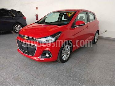 Foto venta Auto usado Chevrolet Spark LTZ CVT (2018) color Rojo precio $209,000