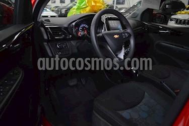 Foto venta Auto usado Chevrolet Spark LTZ CVT (2018) color Rojo precio $213,000