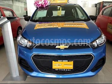Foto venta Auto usado Chevrolet Spark LTZ CVT (2018) color Azul Splash precio $215,000
