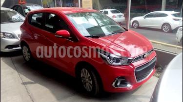 Foto venta Auto usado Chevrolet Spark LTZ CVT (2018) color Rojo Flama precio $225,000