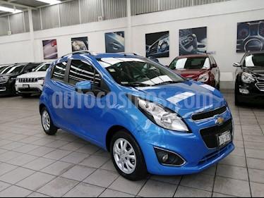 foto Chevrolet Spark LTZ usado (2015) color Azul Denim precio $130,000