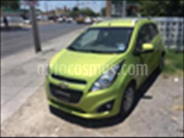 Chevrolet Spark LTZ usado (2016) color Verde precio $135,000