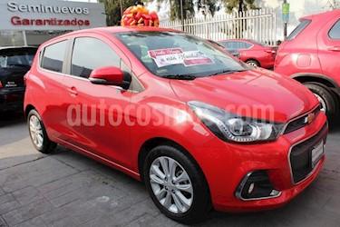 Foto venta Auto Seminuevo Chevrolet Spark LTZ (2017) color Rojo precio $170,000