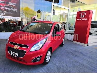 Foto venta Auto usado Chevrolet Spark LTZ (2017) color Rojo precio $164,900