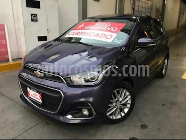Foto venta Auto Seminuevo Chevrolet Spark LTZ (2017) color Violeta precio $168,000