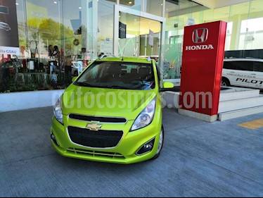 Foto venta Auto usado Chevrolet Spark LTZ (2017) color Verde precio $164,900