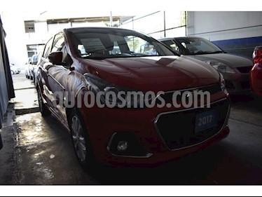 Foto venta Auto usado Chevrolet Spark LTZ (2017) color Rojo precio $169,000