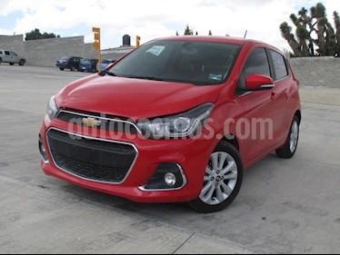 Foto venta Auto usado Chevrolet Spark LTZ (2018) color Rojo Flama precio $173,000