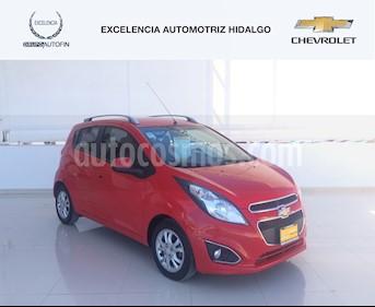 Foto venta Auto usado Chevrolet Spark LTZ (2016) color Rojo Granada precio $153,000