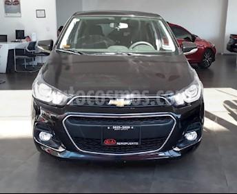 Foto venta Auto usado Chevrolet Spark LTZ (2017) color Negro precio $169,000