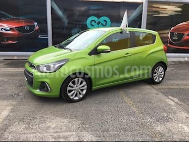 Foto venta Auto Seminuevo Chevrolet Spark LTZ (2016) color Verde Lima precio $156,900