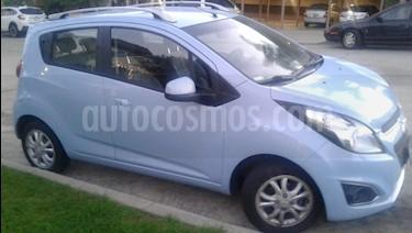 Foto venta Auto Seminuevo Chevrolet Spark LTZ (2014) color Azul Espacio precio $103,000