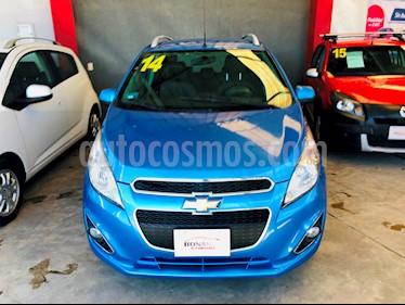 foto Chevrolet Spark LTZ usado (2014) color Azul Espacio precio $109,000