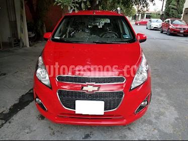 Foto Chevrolet Spark LTZ usado (2014) color Rojo precio $110,000
