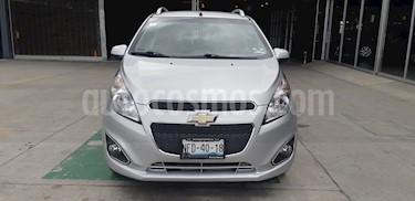 Foto Chevrolet Spark LTZ usado (2016) color Plata Metalico precio $125,000