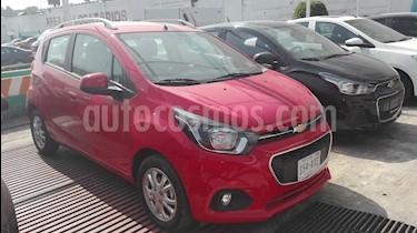 Foto venta Auto Seminuevo Chevrolet Spark LTZ (2018) color Rojo Flama precio $200,000