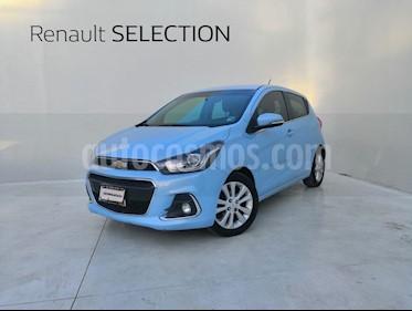 Foto venta Auto usado Chevrolet Spark LTZ (2016) color Azul precio $165,000